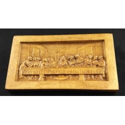 Rzeźba drewniana - Wieczerza